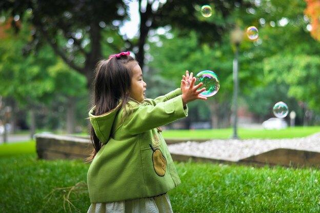 ۱۲ ترفند مهم در عکاسی پرتره کودک