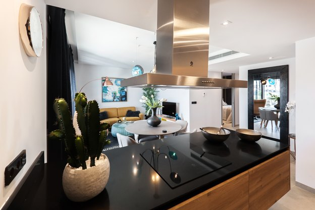بایدهای طراحی و ساخت کابینت آشپزخانه