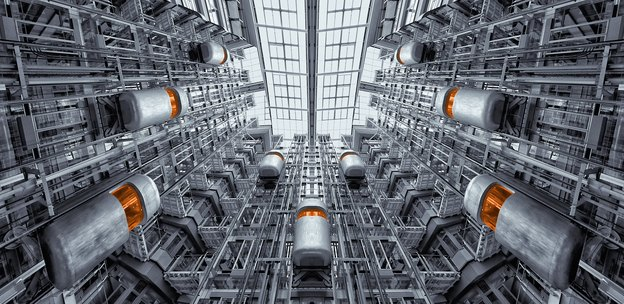 نگهدرای و سرویس آسانسور ساختمان های مسکونی