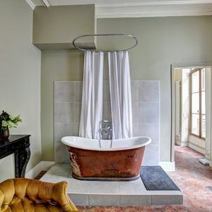 ۵ ترفند برای انتخاب راحت تر شکل کاشی کاری حمام