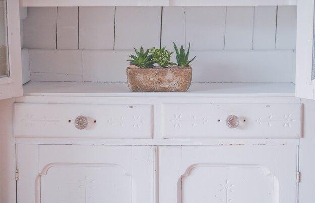 چطور کابینت های آشپزخانه را رنگ بزنیم؟