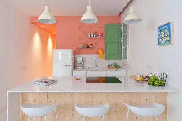 دکوراسیون آشپزخانه ۲۰۱۸