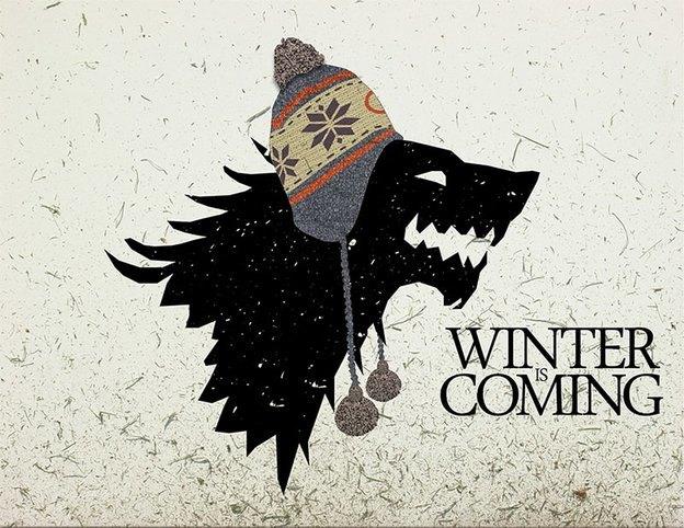 زمستان است؟