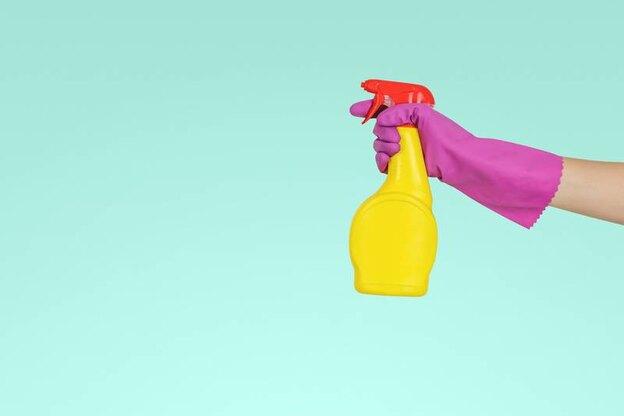 نحوه استفاده از وایتکس در نظافت خانه