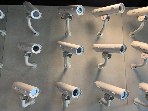 راهنمای کامل انواع دوربین های مداربسته