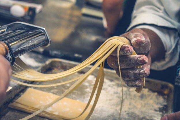 طرز تهیه پاستیتسیوی ایتالیایی