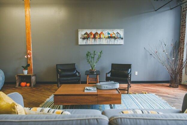 راهنمای نقاشی یک اتاق