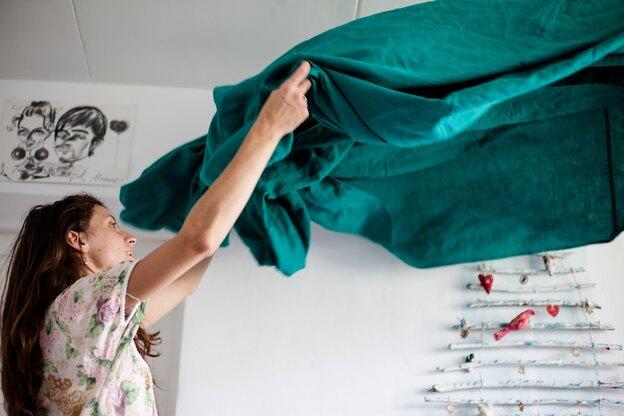 لیست کارهای خانه تکانی