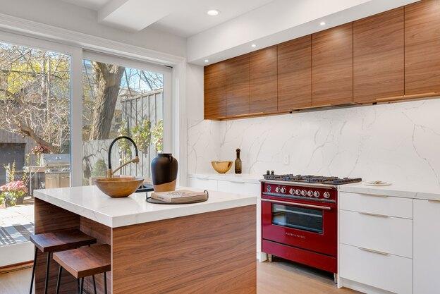 ۱۲ ترند برتر طراحی کابینت آشپزخانه در سال ۲۰۲۰