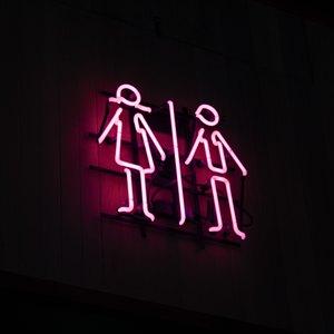 روشنایی سرویس حمام و دستشویی