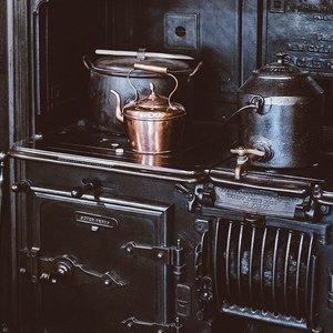 شستن اجاق گاز و برگرداندنش به روز اول