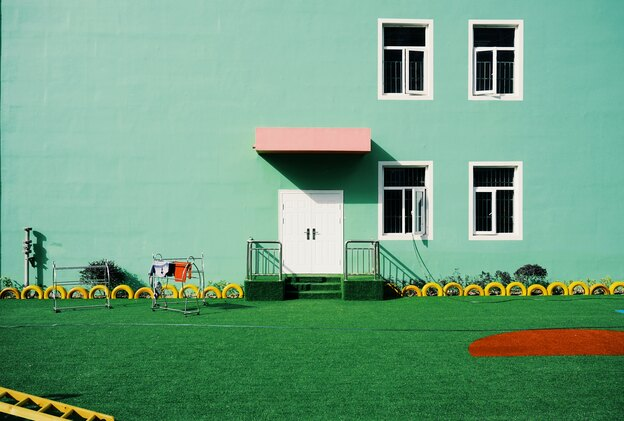 نقاشی ساختمان: راهنمای آسان برای جمعه