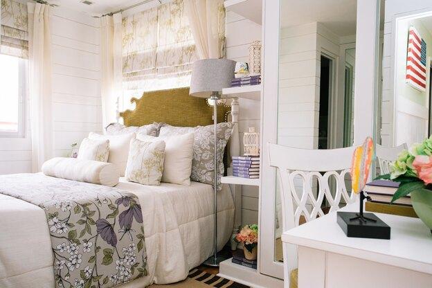 آموزش چیدمان اتاق خواب های کوچک