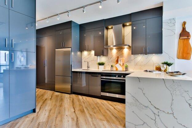 چهار رنگ کلیدی کابینت آشپزخانه برای سال ۲۰۲۰