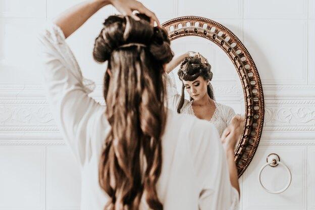 ۱۵ ایده برای هایلایت موی مشکی
