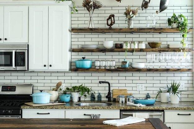 ۲۳ ایده برای داشتن آشپزخانه ای دنج و زیبا