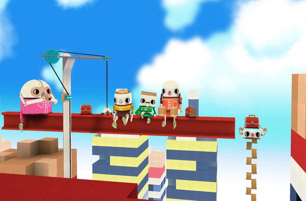 راهنمای انتخاب بازی برای مادرها: ساختمان سازهای توکا - Toca Builders