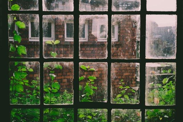 پنجره های قدیمی