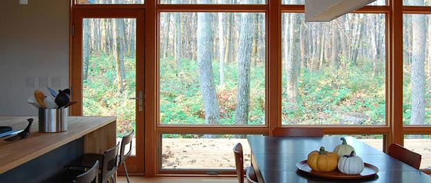 پنجره فایبرگلاس
