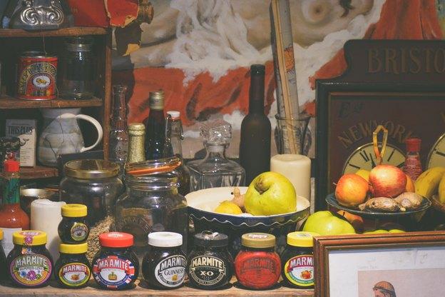 انباری آشپزخانه: کابینت یا قفسه بندی؟