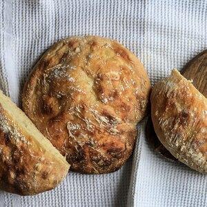 طرز پخت نان موزی