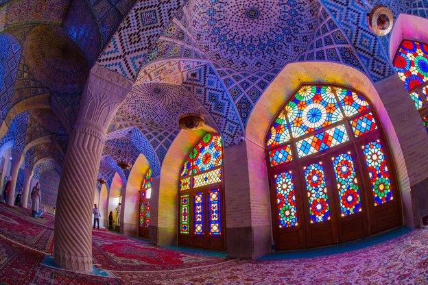 پاک کردن لکه های فرش ایرانی