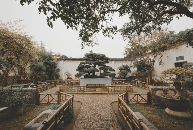 چگونه باغ ژاپنی (Zen Garden) بسازیم؟