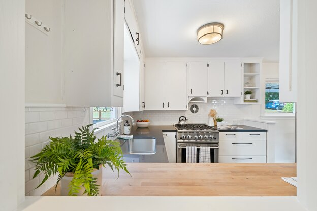 ۱۰ ایده بازسازی کابینت آشپزخانه