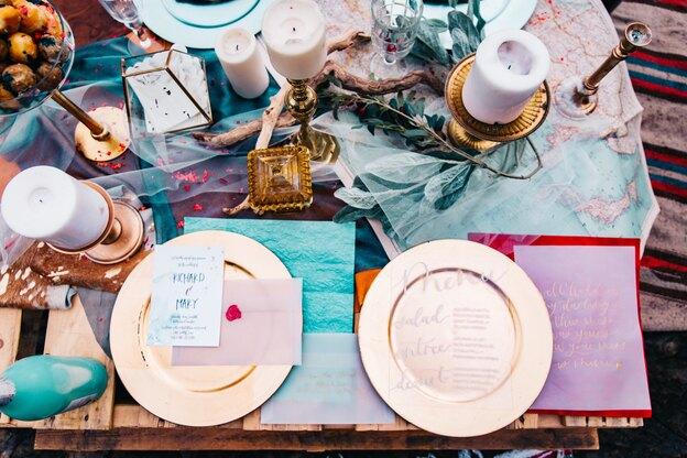 غذاهای مینیاتوری برای عقد و عروسی