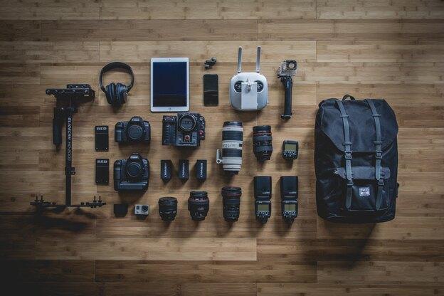 حرفه ای شویم: عکاسی تبلیغاتی و تجاری