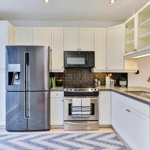 مد جدید طراحی کابینت آشپزخانه