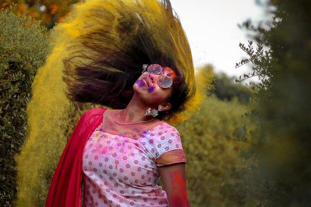 ترندهای رنگ مو در سال ۲۰۲۱