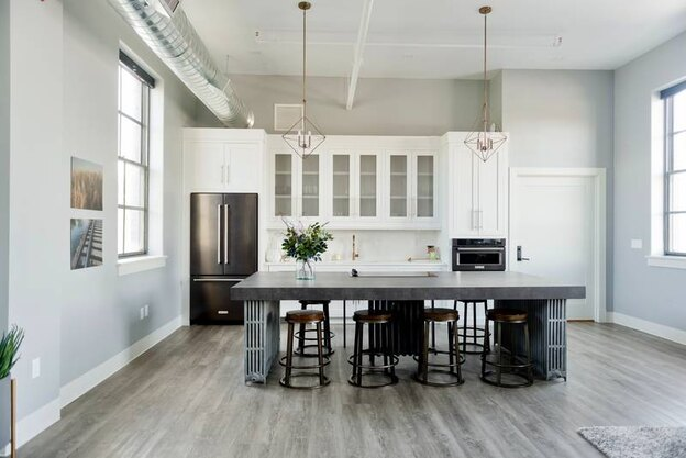 ۱۰ آشپزخانه مینیمال با سبک مدرن