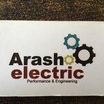 برق و صنعت آرش
