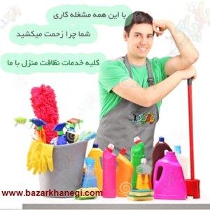 شرکت خدماتی نظافتی البرز ش ثبت : ۱۷۱۳۱