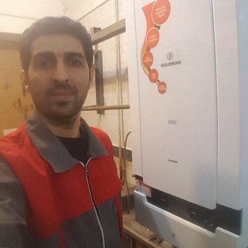 مهران پکیج