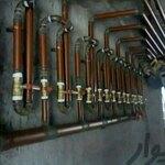 لوله کشی گاز با تاییدیه نظام مهندسی