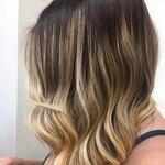 فهیمه عبدالوند Instagram:Hairstyle_Fahime
