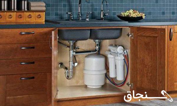 تعمیر و سرویس تصفیه آب خانگی