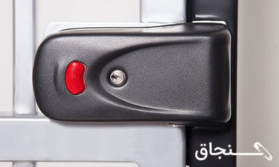 نصب قفل برقی