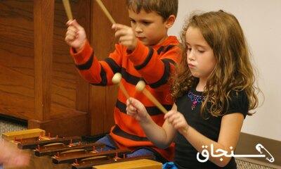 کلاس موسیقی کودک