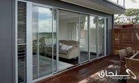 ساخت در و پنجره آلومینیومی