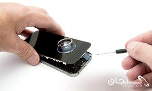 تعویض ال سی دی گوشی